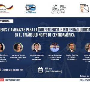 FESPAD realizará foro sobre independencia judicial