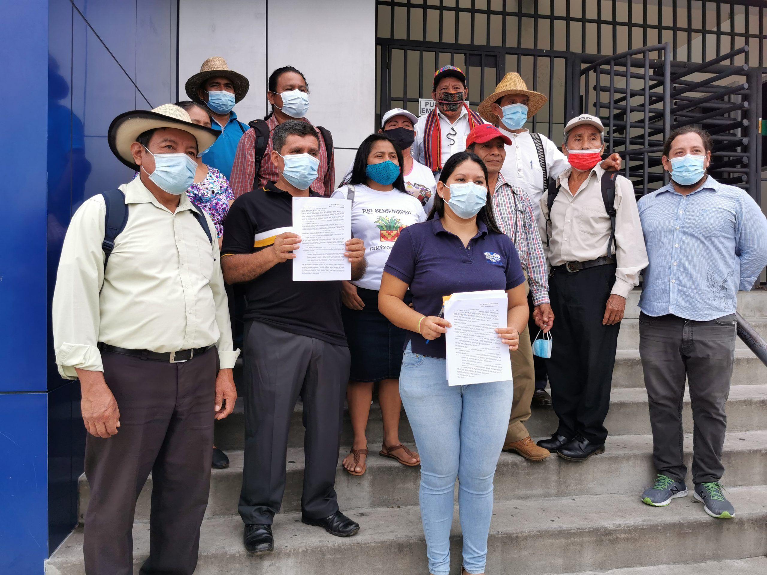 Organizaciones piden a Cámara Ambiental no retroceder en la protección del Río Sensunapán